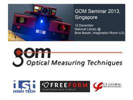 GOM Seminar 2013, Singapore