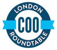 London COO Roundtable logo
