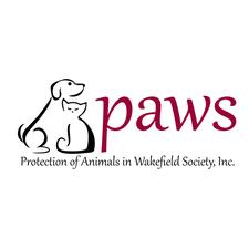 PAWS On the Trail Committee  logo