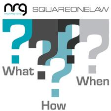 Square One Law and NRG logo
