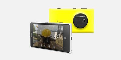 Taller Nokia Lumia 1020