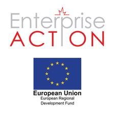 Enterprise Action - Support for Business Start-ups, The University of Wolverhampton logo