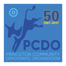 Princeton Community Democratic Organization logo