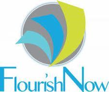 Flourish Now Job Fairs logo