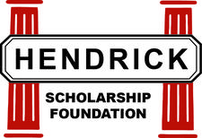 Hendrick Scholarship Foundation logo
