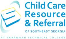 Child Care Resource & Referral of Southeast GA logo