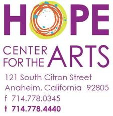 Hope Center for the Arts logo