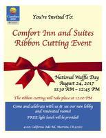 Comfort Inn Murrieta: Ribbon Cutting Event