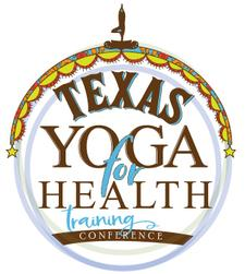 Texas Yoga Conference Yoga for Health Training Conference logo