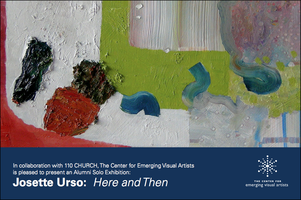 ARTIST TALK with Josette Urso