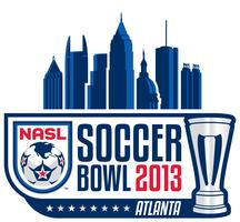 NASL Soccer Bowl 2013-Guinness Pint Glass Etching