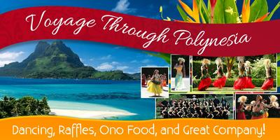 Voyage Through Polynesia- Teva Oriata's Annual Friends...