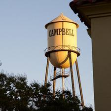 Downtown Campbell Business Association logo