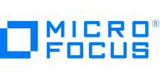 GWAVA   Micro Focus logo