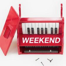 Non-Piano/Toy Piano Weekend logo