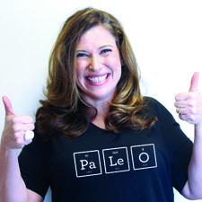 Dr. Sarah Ballantyne, Ph.D   The Paleo Mom logo