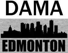 DAMA Edmonton Association (dama-edmonton.org) logo