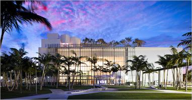 Art Basel: Tour of New World Symphony Hall