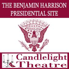 Candlelight Theatre at the Benjamin Harrison Presidential Site logo