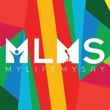 My Life My Say logo