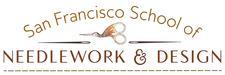 San Francisco School of Needlework and Design logo