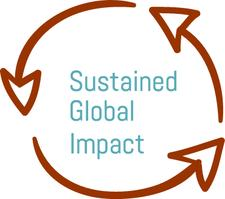 NYC Sustained Global Impact Community of Practice logo
