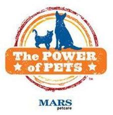 Mars Power of Pets logo