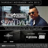 Sean Paul & Justin Credible