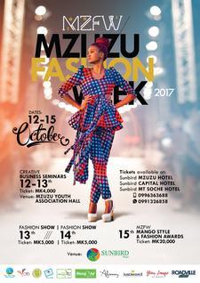 Mzuzu Fashion Week logo