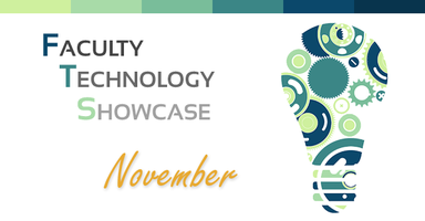 Faculty Technology Showcase
