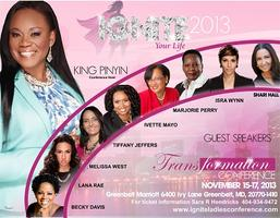 IGNITE YOUR LIFE Vendor Payment