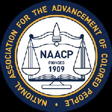 NAACP DeKalb County Branch logo