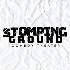 Stomping Ground Comedy logo