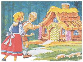 Hansel and Gretel Winter Holiday Event