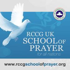 RCCG SCHOOL OF PRAYER logo