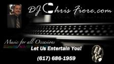 DJ Chris Fiore Entertainment logo