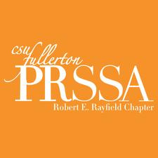Public Relations Student Society of America (PRSSA) logo