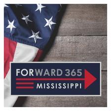 Forward365 Mississippi logo