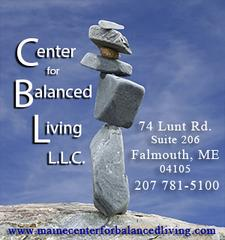 Center for Balanced Living, LLC  logo