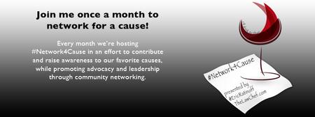#Network4Cause Sacramento January Mixer benefiting Sol...