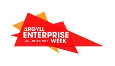 Argyll Enterprise Week 2017 logo