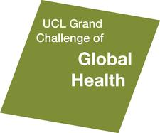 UCL Grand Challenge of Global Health  logo