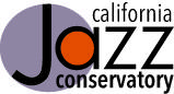 California Jazz Conservatory logo