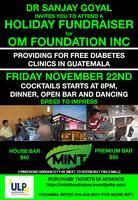 Dinner, Drinks, Network, Dance for a Good Cause