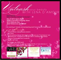 UNLEASH YOUR BEAUTY with Lena D'Amour