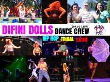 Difinity Dance Studio & Productions- DIFINI DOLLS Dance Crew logo