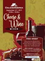 Cheese & Wine Mixer