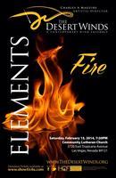 The Desert Winds' Elements - Fire