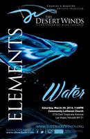 The Desert Winds' Elements - Water