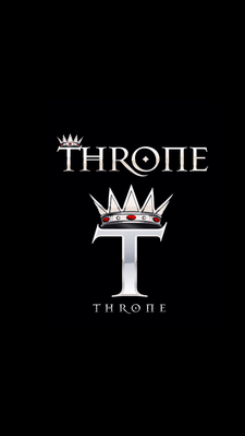 Throne Ultra Lounge & Dance Club logo